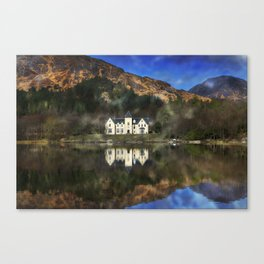 Loch Shiel Canvas Print