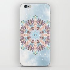 Subtle Pastel Mandala iPhone & iPod Skin