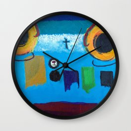The Operating Room Wall Clock
