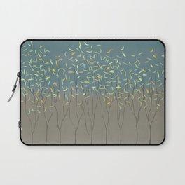 Leaves Rustling in the Breeze Laptop Sleeve