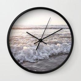 Beach Art Wall Clock
