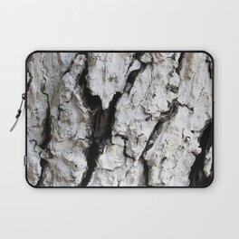 bark abstact no6 Laptop Sleeve