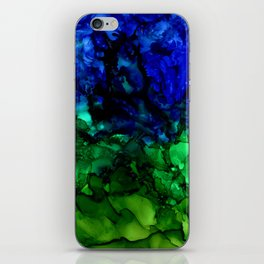 Sea Lettuce iPhone Skin