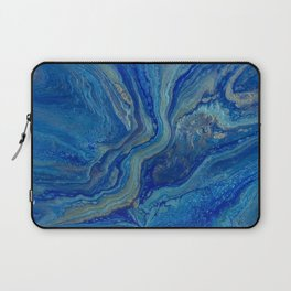 Agate - An Abstract Laptop Sleeve