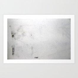 Chair.2 Art Print