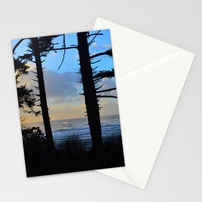 Silhouette I Stationery Cards