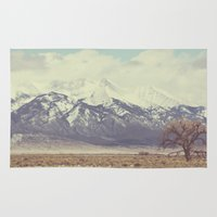 colorado Area & Throw Rugs featuring Colorado by Amy Harlow