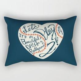 Mr. Cub Rectangular Pillow
