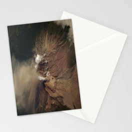 VOLCANO PLUMES Stationery Cards