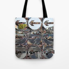 Traffic 05. Tote Bag
