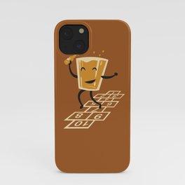 Hop-Scotch iPhone Case