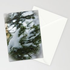 Merry Christmas and Happy New Year! Stationery Cards