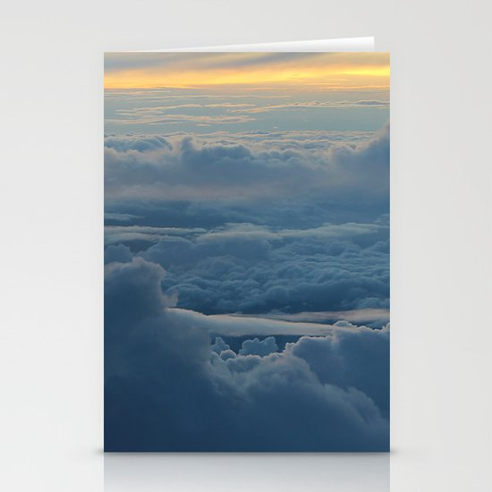 Cloud Mountains • V05 Stationery Cards