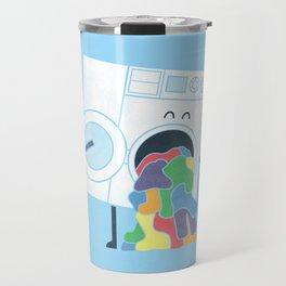 Laundry Day Travel Mug