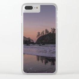 Goodnight Trinidad Clear iPhone Case
