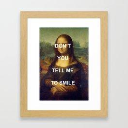 IntergaLisa Framed Art Print
