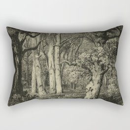 Old Oaks Rectangular Pillow