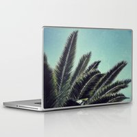 palms Laptop & iPad Skins featuring Palms by RichCaspian