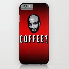 Coffee Lover Red iPhone 6s Slim Case