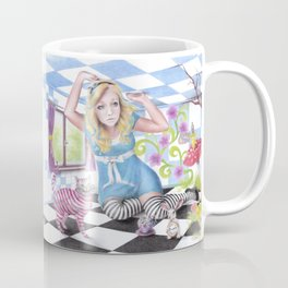 Alice | ENDOvisible Coffee Mug