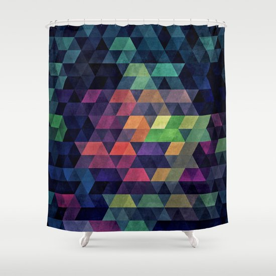 rybbyns Shower Curtain