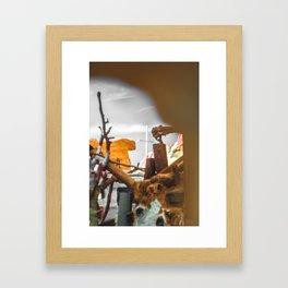 faith v2 Framed Art Print