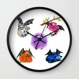 The Many Shades of Iggy Wall Clock