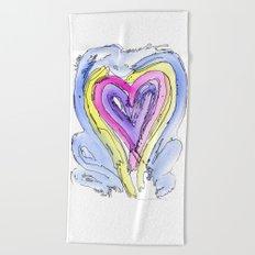 Flow Series #14 Beach Towel