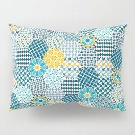 Spanish Tiles of the Alhambra Pillow Sham