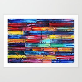 """Wonderwall"" Art Print"