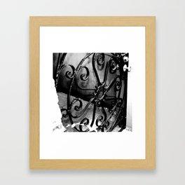 ironworks Framed Art Print