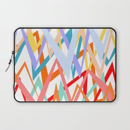 Colorful thunders Laptop Sleeve