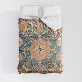 Amritsar Punjab North Indian Rug Print Comforters