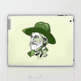 Verdi Italian composer of Opera Nabuco La Traviata Rigoletto Don Carlos Macbeth Falstaff Jerusalem Laptop & iPad Skin