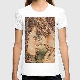 Soul of my soul (Outlander) T-shirt