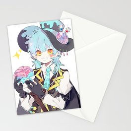 DRAMAtical Murder Stationery Cards
