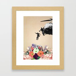 The Conquest of Nature Framed Art Print