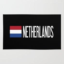 Netherlands: Dutch Flag & Netherlands Rug
