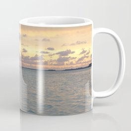 Micronesia sunset Coffee Mug