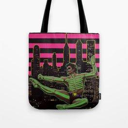 Skeleman Tote Bag