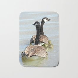 Protecting the Goslings Part 2 Bath Mat
