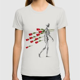 Skeleton&Roses T-shirt