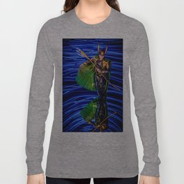 Little Loki Takes A Bow Long Sleeve T-shirt