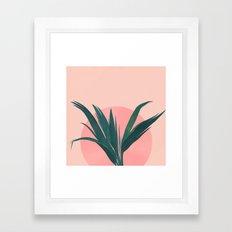 Flora #10 Framed Art Print