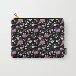 Liberty Black Pattern Carry-All Pouch