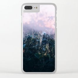 surimpression Clear iPhone Case