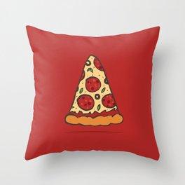 Zen Pizza Throw Pillow
