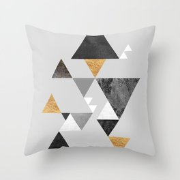 Berg 02 Throw Pillow
