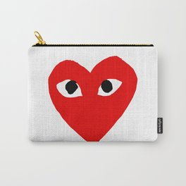 Comme des garcons - play Carry-All Pouch