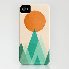 No mountains high enough iPhone (4, 4s) Slim Case